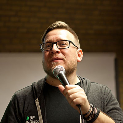 Chris Startup Weekend