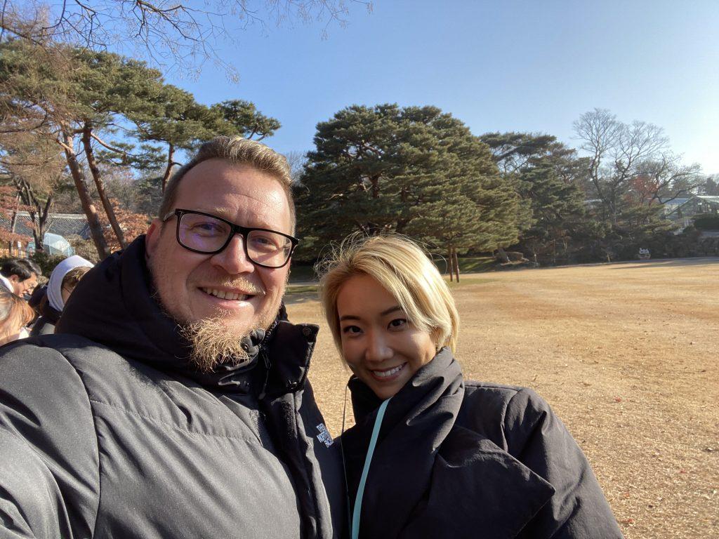 Nokjiwon Selfie