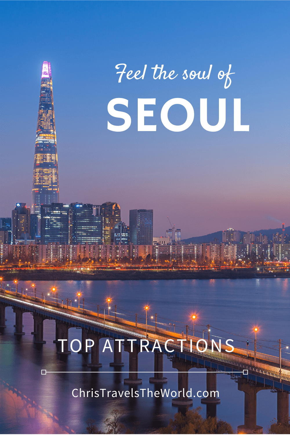 Feel the soul of Seoul