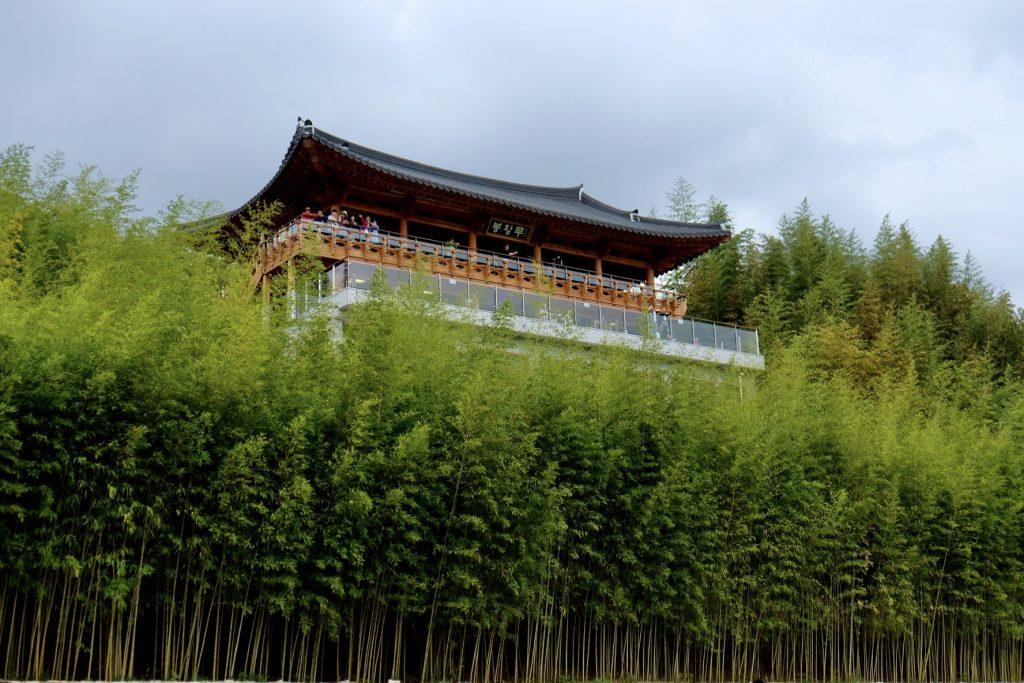 Damyang Bamboo Festival Hanok Observation Deck