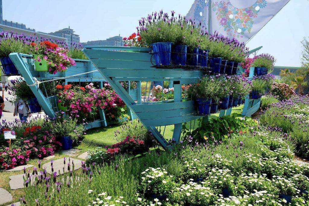 Goyang Flower Festival Installation