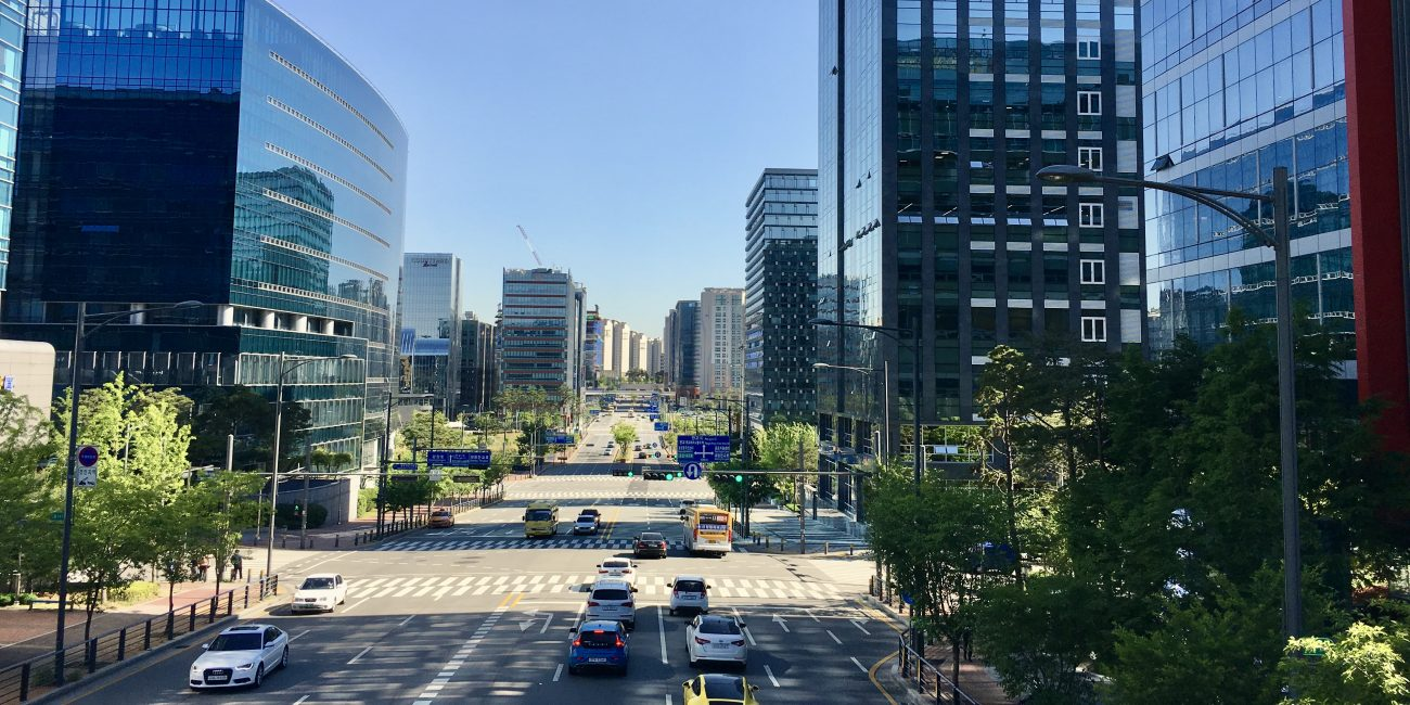 Pangyo Techno Valley