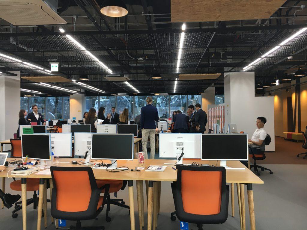 Pangyo K Startup Grand Challenge Coworking