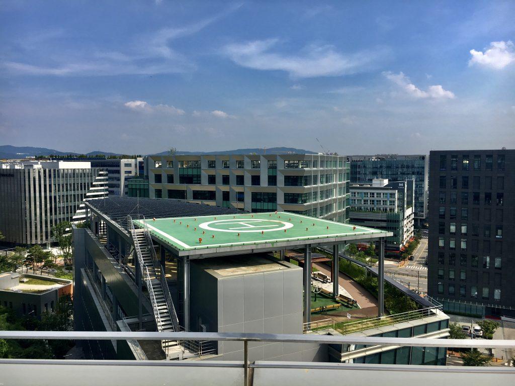 Pangyo Startup Campus Helidap