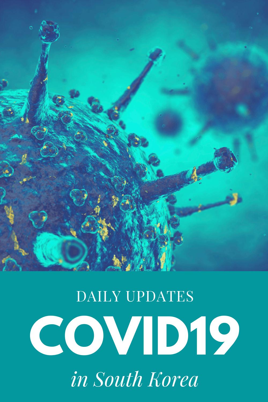 COVID19 Updates South Korea