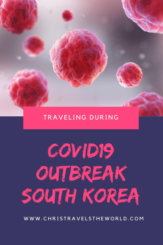 CoronaVirus in South Korea