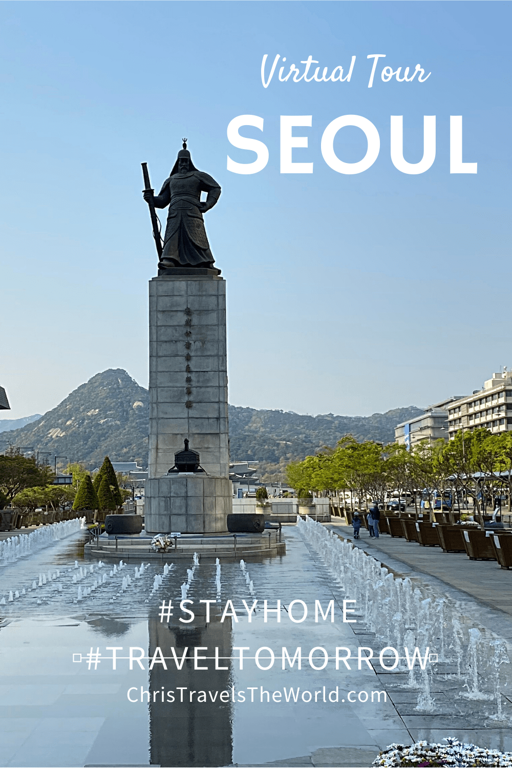 Virtual tour of Seoul