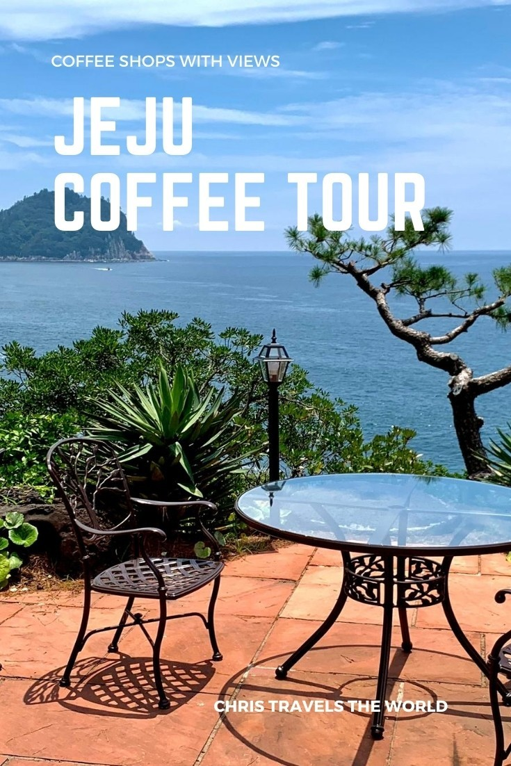 Jeju Cafe Tour