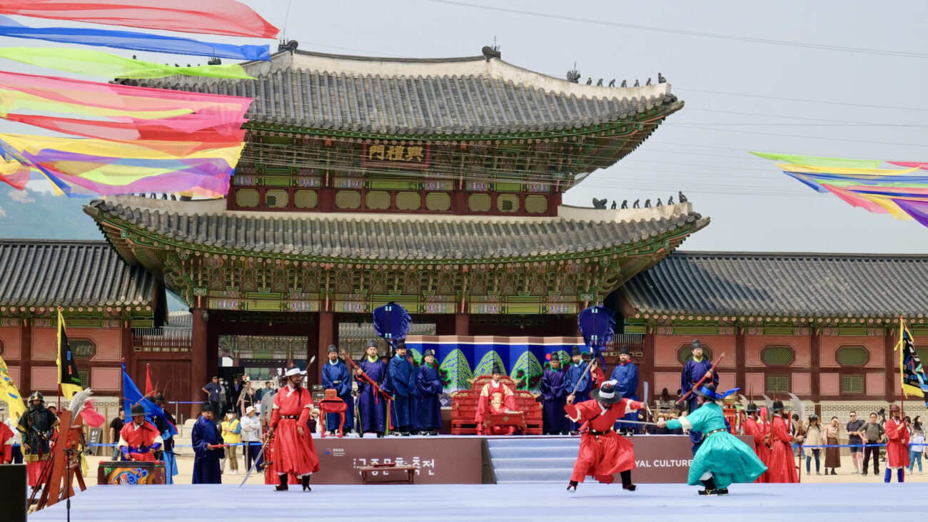 Spring Festivals In South Korea