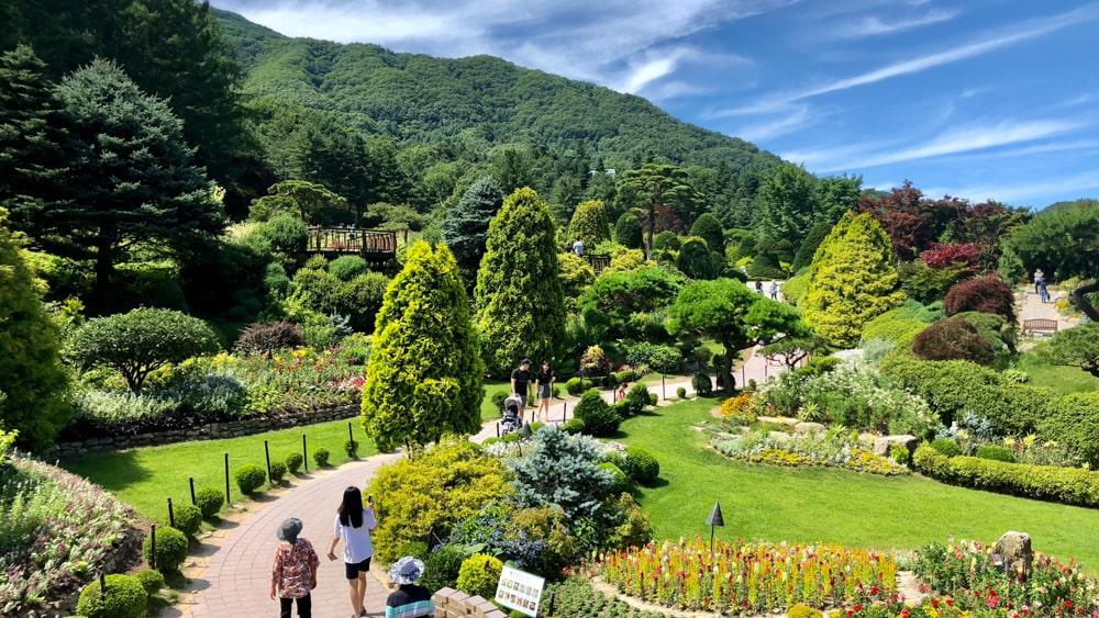 Road to Heaven - Garden of Morning Calm