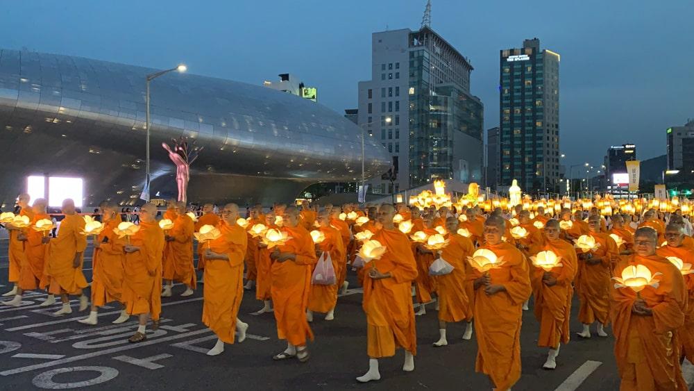 Lotus Lantern Festival Parade